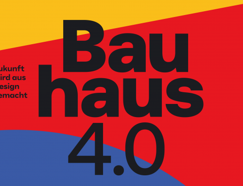 Bauhaus 4.0 meets Experience and Packaging Design